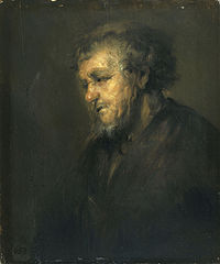 Rembrandt - Portrait of a Man in Profile - GK 247.jpg