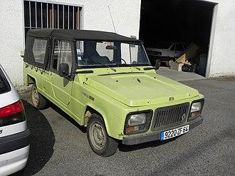 Renault 6 - Renault 6 Rodéo