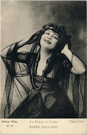 Renée Sylvaire - Image: Renee Sylvaire
