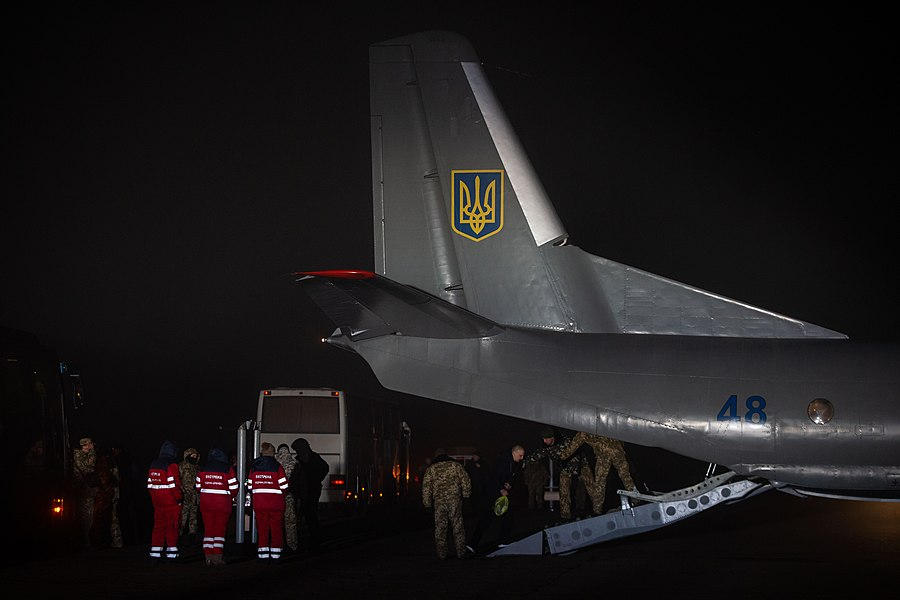 Return of liberated citizens to the territory controlled by Ukraine (2019-12-29) 069.jpg