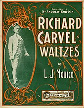 Richard Carvel Waltzes.jpg