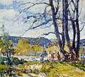 Richard Edward Miller - Landscape, Provincetown.jpg