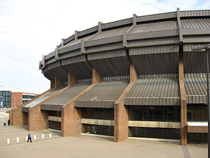 Richmond Coliseum - The Richmond Coliseum