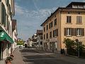 Richterswil, straatzicht Dorfstrasse KGS13800143 foto5 2014-07-20 09.58.jpg