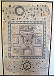 Rimini, mosaico tardoimperiale con opus sectile.JPG