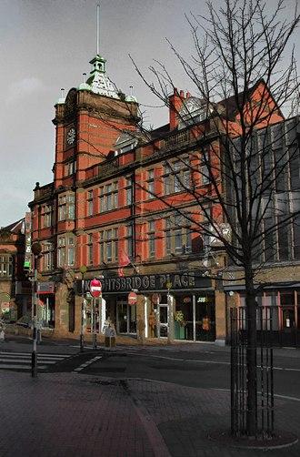 Ripley, Derbyshire - Image: Ripley, Derbyshire