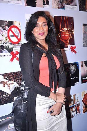 Rituparna Sengupta - Rituparna Sengupta at No Tobacco campaign organised by CPAA