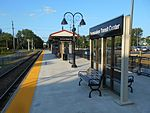 River Line platform at Pennsauken Transit Center, August 2014.jpg