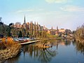River Severn, Shrewsbury - geograph.org.uk - 1711907.jpg