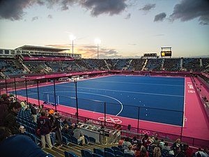 Riverbank Arena - Image: Riverbank Arena, 4 August 2012