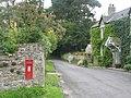 Road through Beltingham, Northumberland - Geograph-2026957.jpg