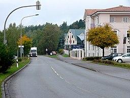 Robert-Hanning-Straße in Oerlinghausen