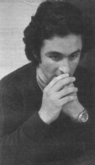 Roberto Canessa - Roberto Canessa in 1974.