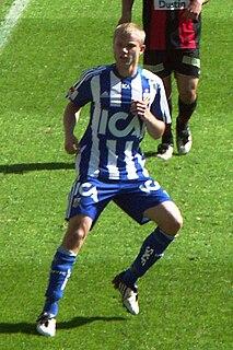 Robin Söder Swedish footballer