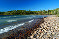 Rocky beach at Killbear Provincial Park.jpg