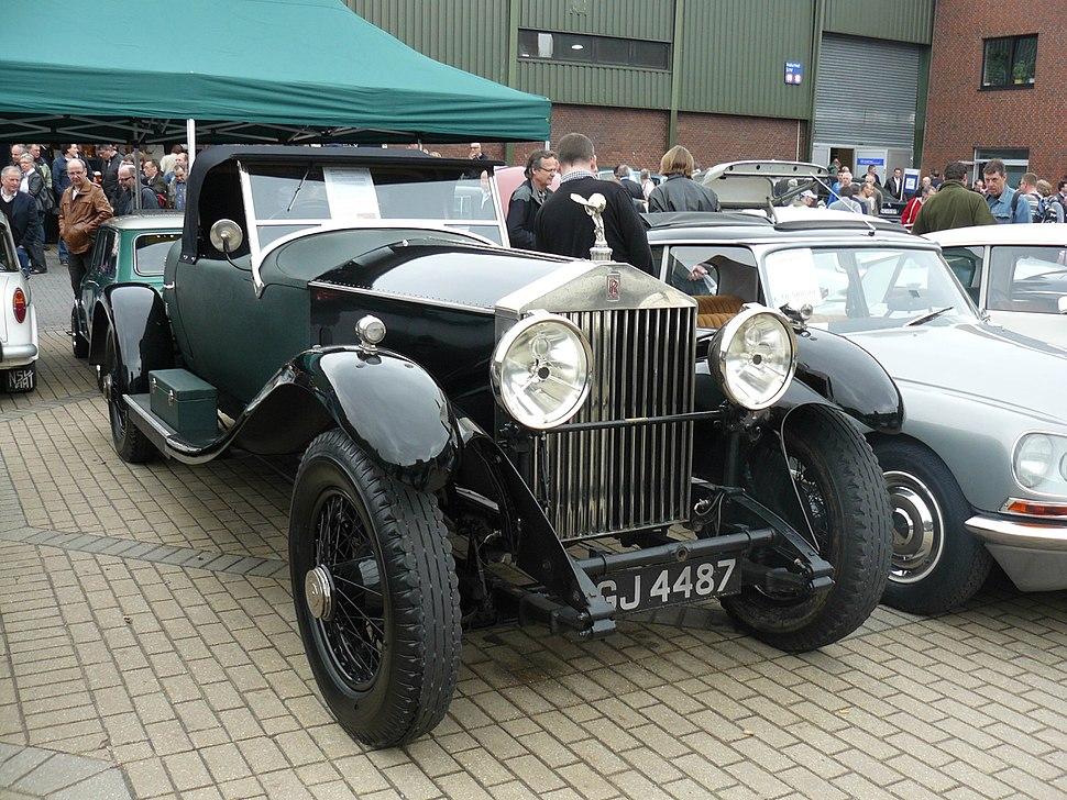 Rolls Royce Phantom II Kellner 1930