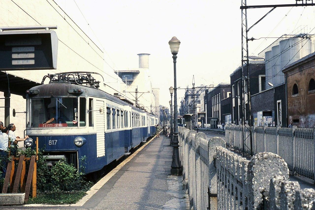 OmoGirando lungo la ferrovia Laziali-Centocelle - Visita Guidata - Roma 28 sett. 1280px-Roma_Alatri_Termini