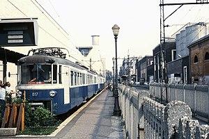 OmoGirando lungo la ferrovia Laziali-Centocelle