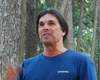 Ron Kauk American rock climber
