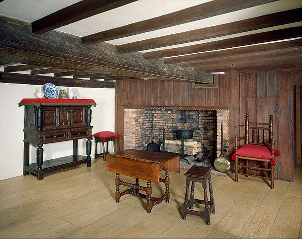 Archivo Room From The Hart House Ipswich Massachusetts