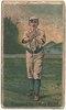 Roseman, New York Metropolitans, baseball card portrait LCCN2007680792.tif