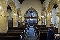 Rothwell, St Mary's church interior (27125782265).jpg