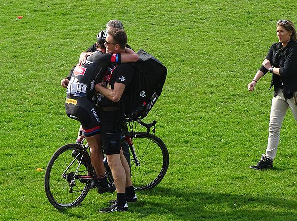 Roubaix - Paris-Roubaix, 12 avril 2015, arrivée (A15).JPG
