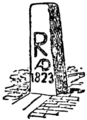 Roxbury-Boston boundary stone.png