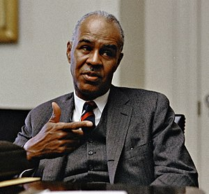 Roy Wilkins - Roy Wilkins in 1968