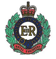 Cap Badge of the Royal Engineers