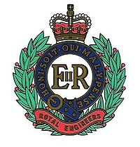 Escut del Royal Engineers