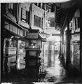 Royal Arcade at night, Feb 1949, from Series 02- Sydney people & streets, 1948-1950, photographed by Brian Bird (6831739306).jpg