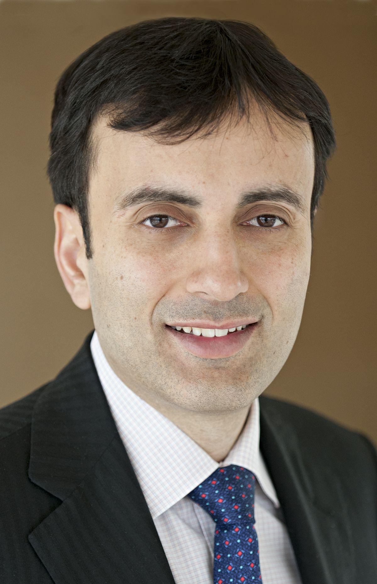 Ruchir Sharma - Wikipedia