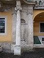 Rudnyánszky mansion. Column. - Budapest.JPG