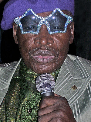 Rudy Ray Moore - Moore in 2007