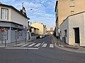 Rue Gabriel Sarrazin (Lyon) après la rue Seignemarrtin.jpg