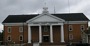 Russel County Courthouse