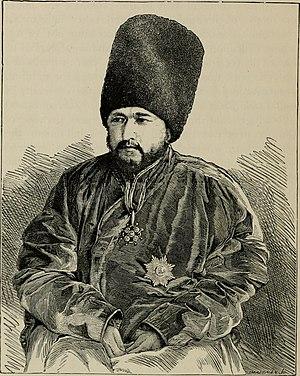 Khanate of Khiva - Seid Muhammad Rahim, c. 1880