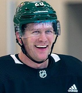 Ryan Suter American ice hockey player