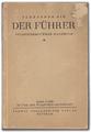 Sándor Sík –Der Führer – 1929 – Titel.png