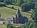 Sébrazac Trédou chapelle depuis Vinnac.jpg