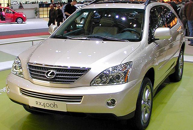 SAG2004 RX 400h