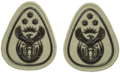 SANDF Rank Insignia WO1 Level 3 embossed badge.png
