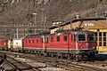 """SBB CFF FFS Re 430 11327 + Re 620 11666 """"Stein am Rhein"""" (24410777204).jpg"""
