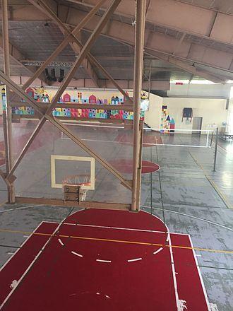 Fr. Bellarmine Baltasar Gymnasium - Overlooking the gymnasium, 2016