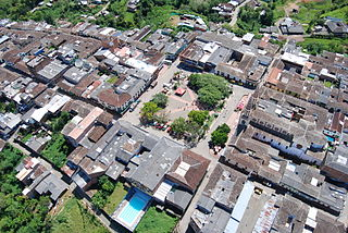 Frontino, Antioquia Municipality and town in Antioquia Department, Colombia