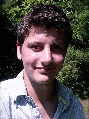 Scott Handcock - Hancock in 2008