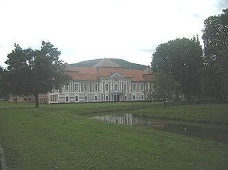 Betnava Mansion - Image: SLO Betnava 1