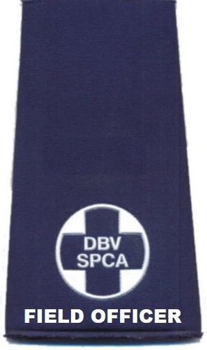 NSPCA - National Council of SPCAs - Image: SPCA Field Officer