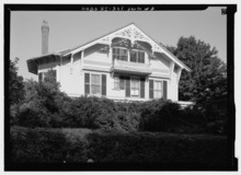 Front View Of The House George Champlin Mason Sr Designed For Himself In Newport R I Now An Inn